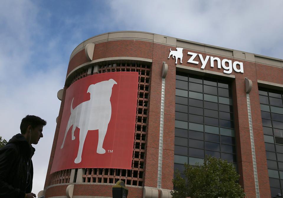 Zynga Reports Quarterly Earnings