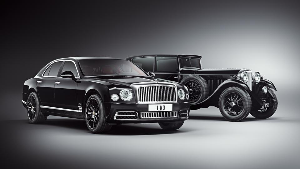 Mulsanne W.O. Edition and Bentely 8-Litre