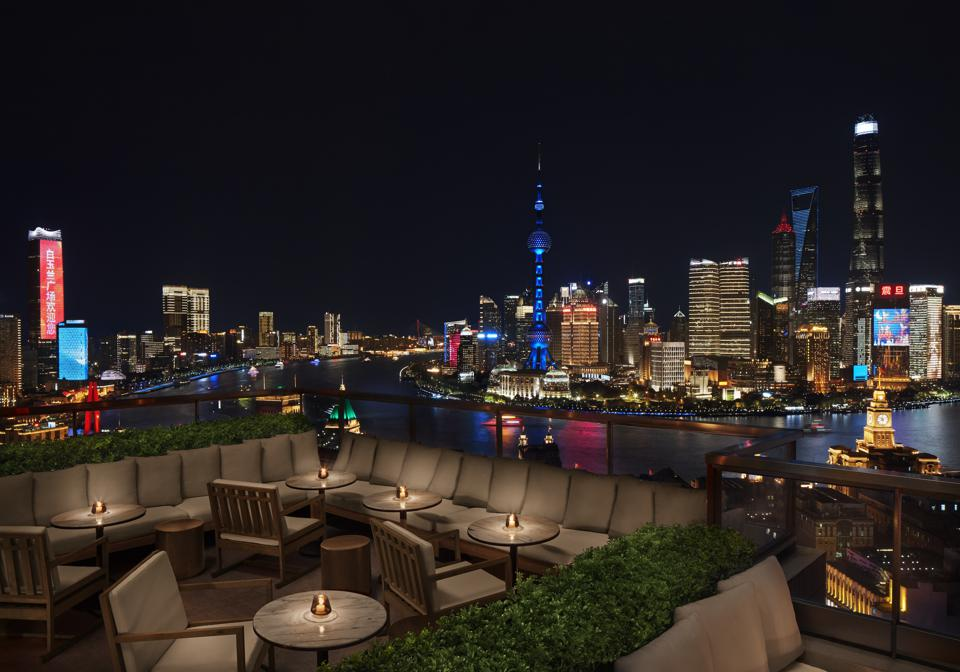 Does This Hotel Have The Best View In Shanghai?