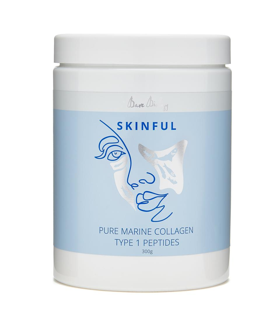 Skinful marine-collagen by Bare Biology