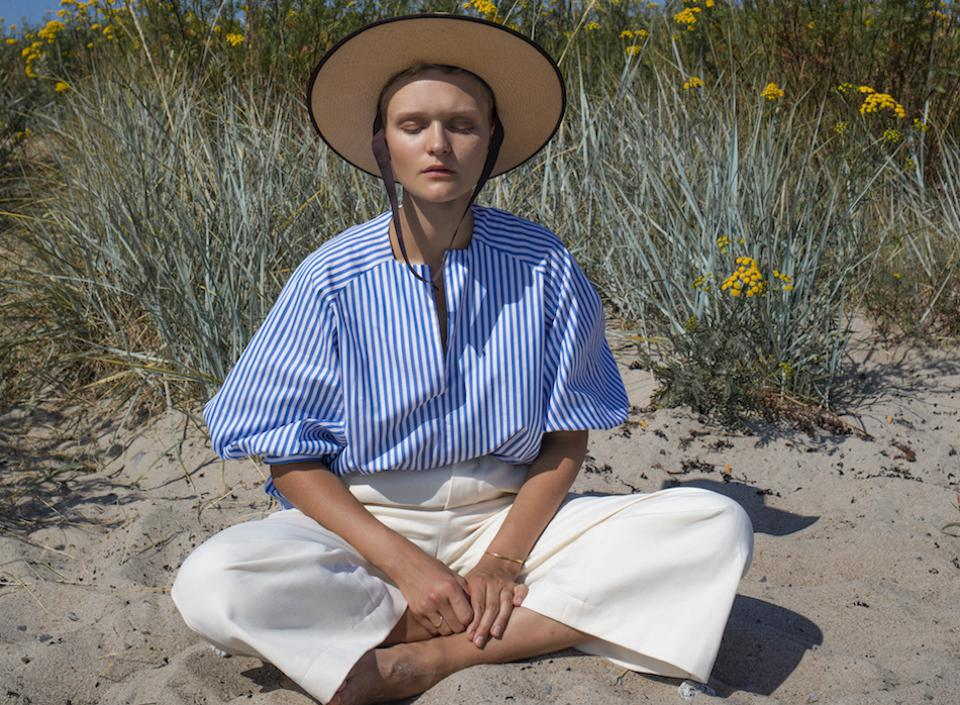Sustainable fashion at its best from new brand Hannah Fieldler