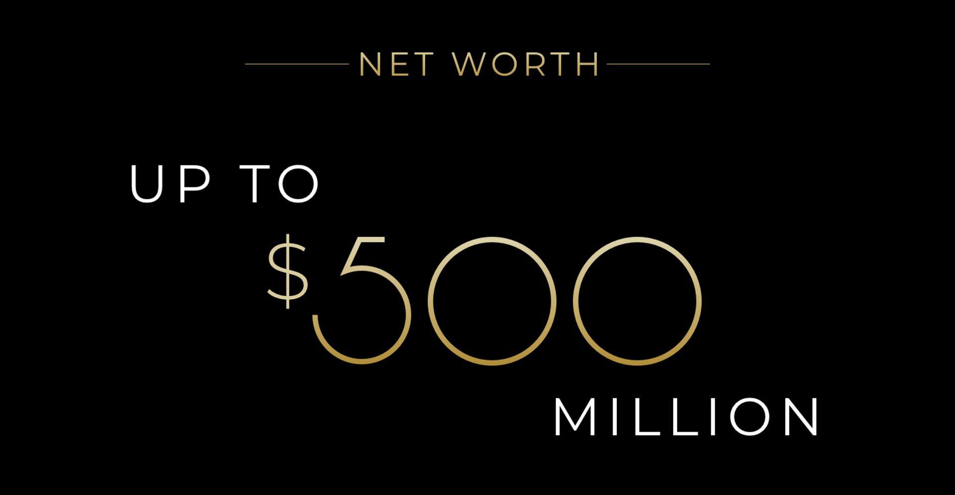 Impact 50: Up To $500 Million