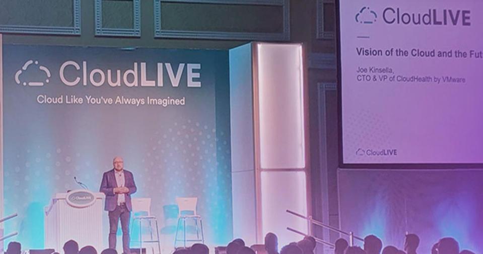 Joe Kinsella, CTO and Founder of CloudHealth