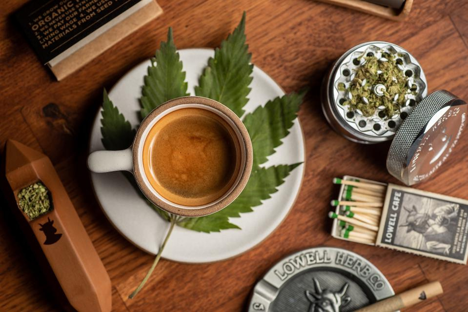 Lowell Café, cannabis culture, cannabis-friendly restaurants, Lowell Herb Co.