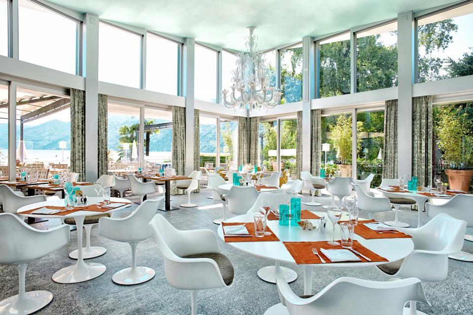 Marina Restaurant, Eden Roc.