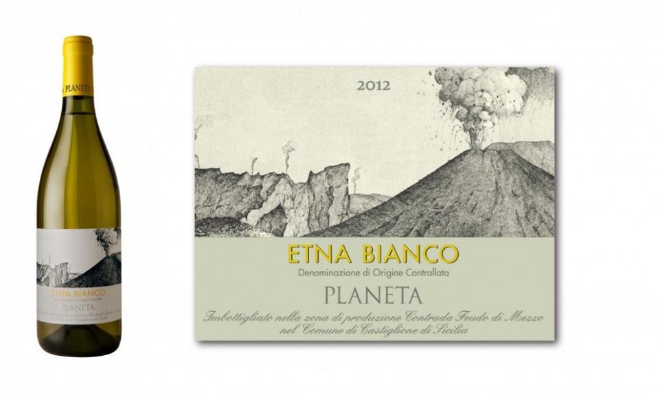 Planeta, Etna Bianco