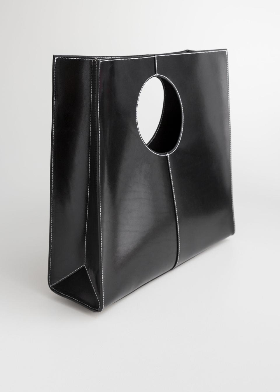 & Other Stories Structured Tote