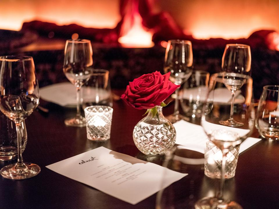 Cabaret is a supper club experience.
