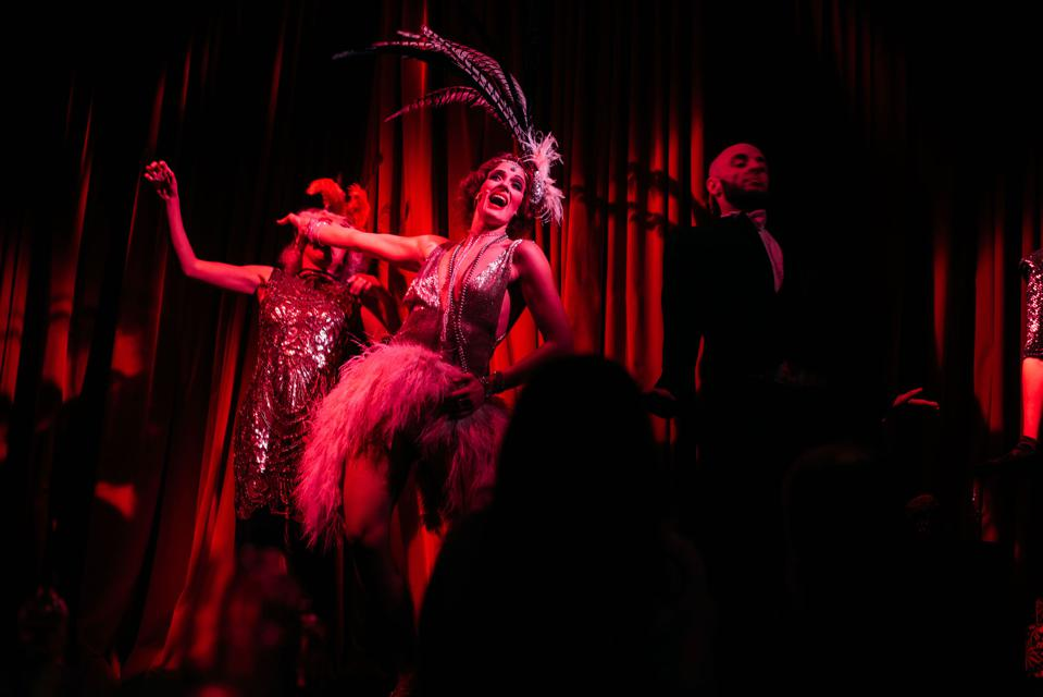 Cabaret features ″unexpected performances,″ according to Leon Jackson.
