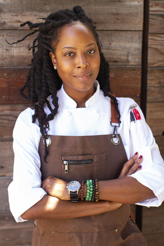 Lowell Café, Andrea Drummer, Lowell Herb Co, cannabis cuisine, cannabis chefs