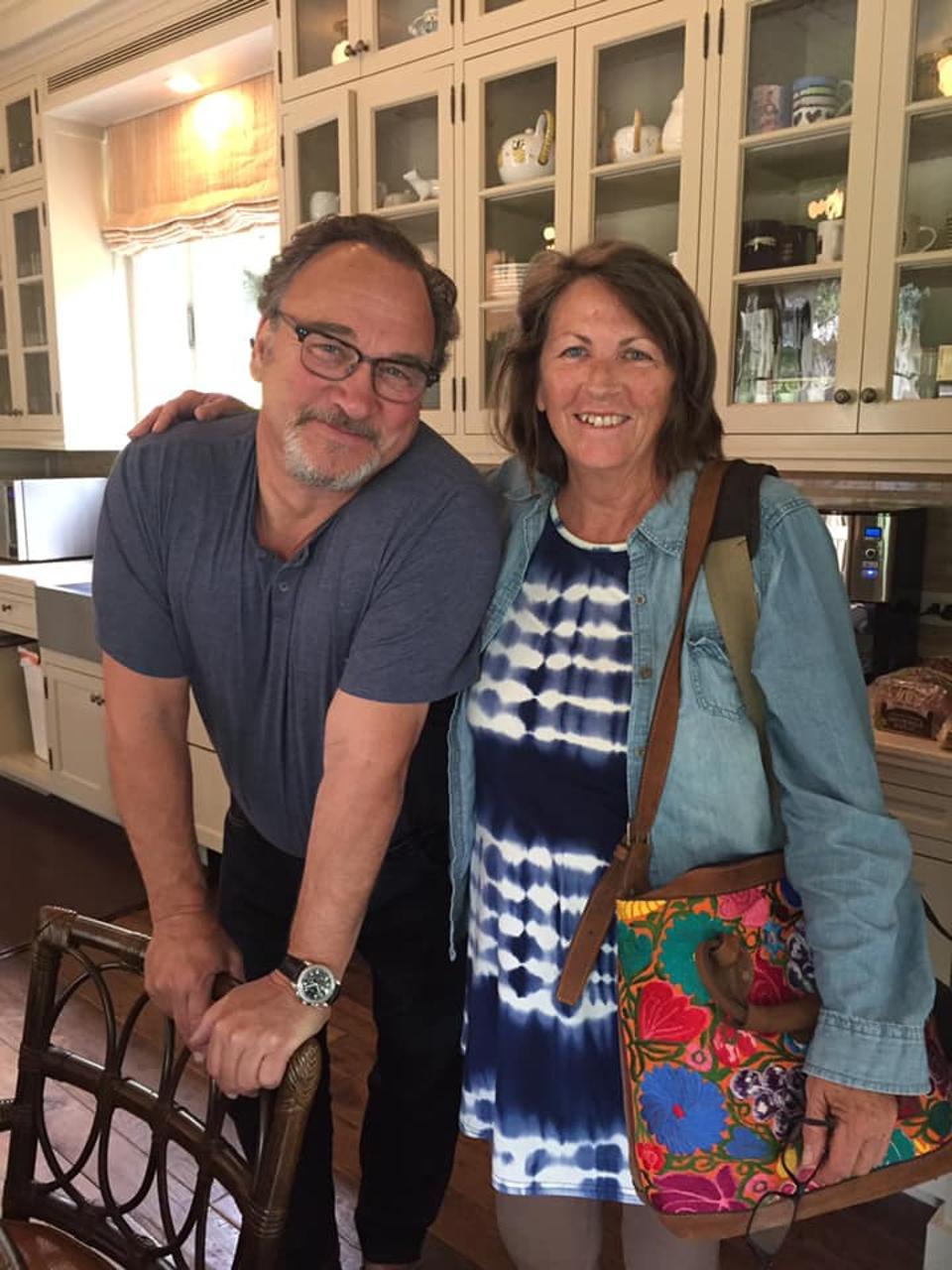 Sharon and Jim
