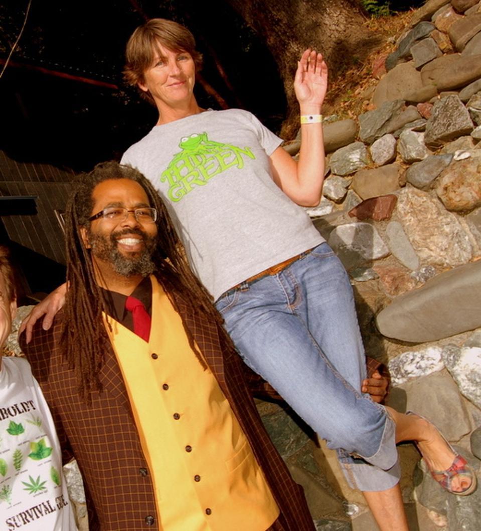 Sharon and Ngaio Bealum, of Cooking on High, Netflix