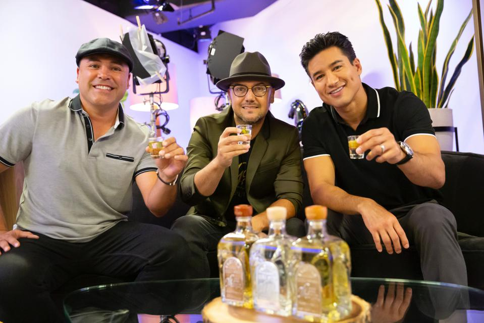 How Mario Lopez And Friends Are Tequila-ing It Right Now
