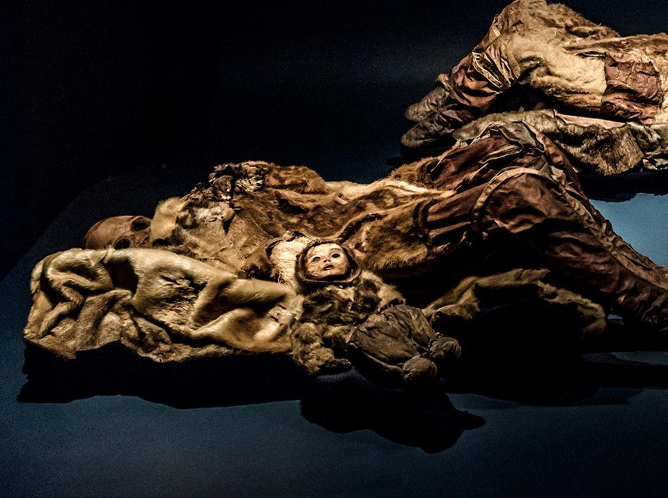 Qilakitsoq mummies found in North Greenland