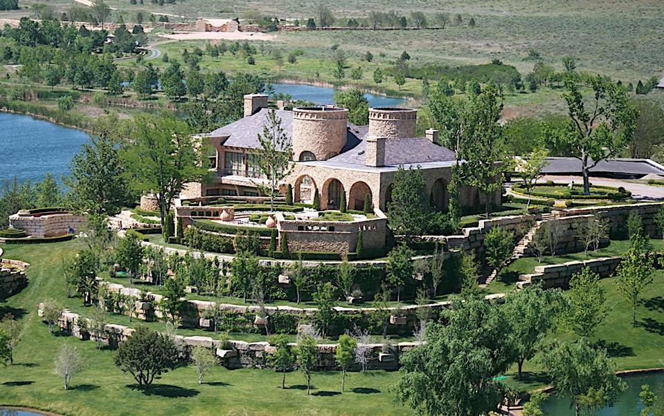 The Main Lodge