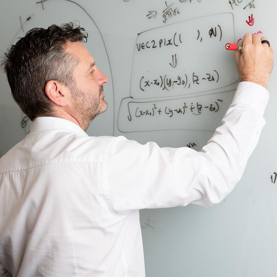 Professor Geraint Lewis, Sydney Institute for Astronomy.