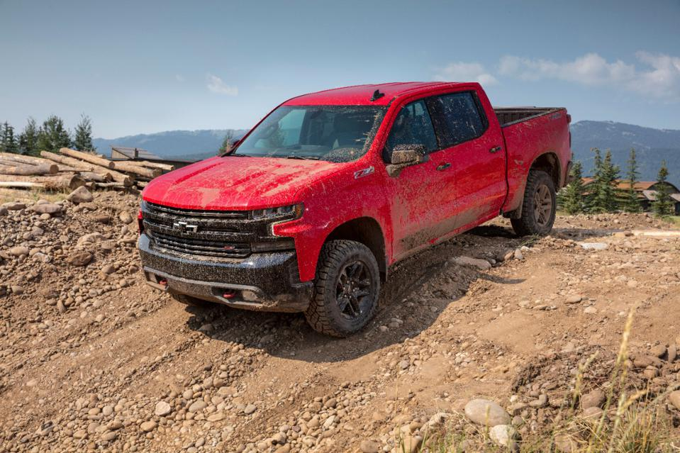Silverado has been overtaken by Ram 1500 for second place in U.S. pickup truck sales.