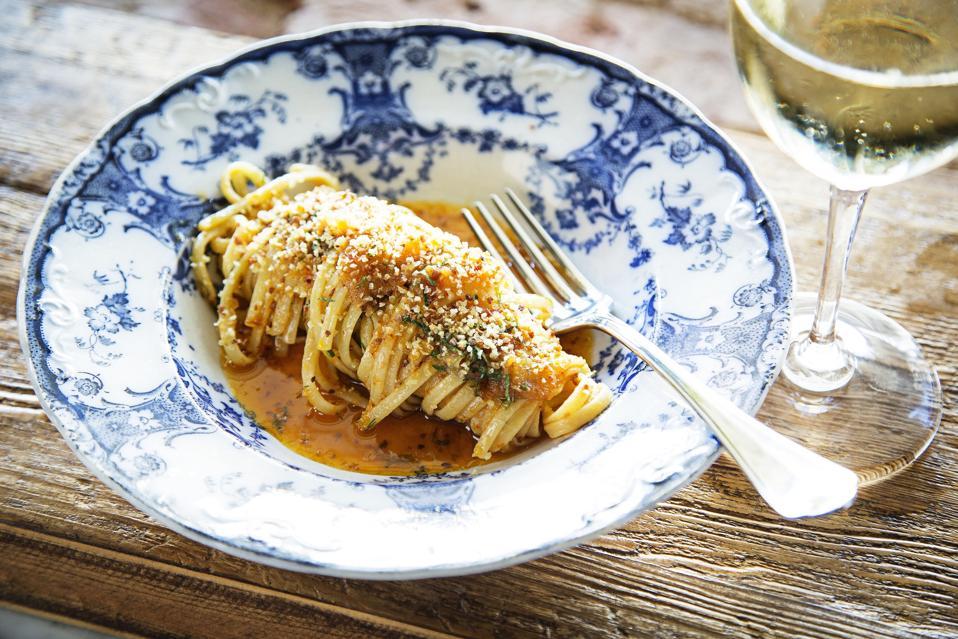 Masseria Linguine Washington DC Eat