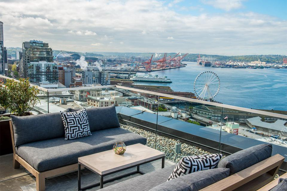 Thompson Hotels, Seattle, cannabis-friendly hotels, cannabis tourism
