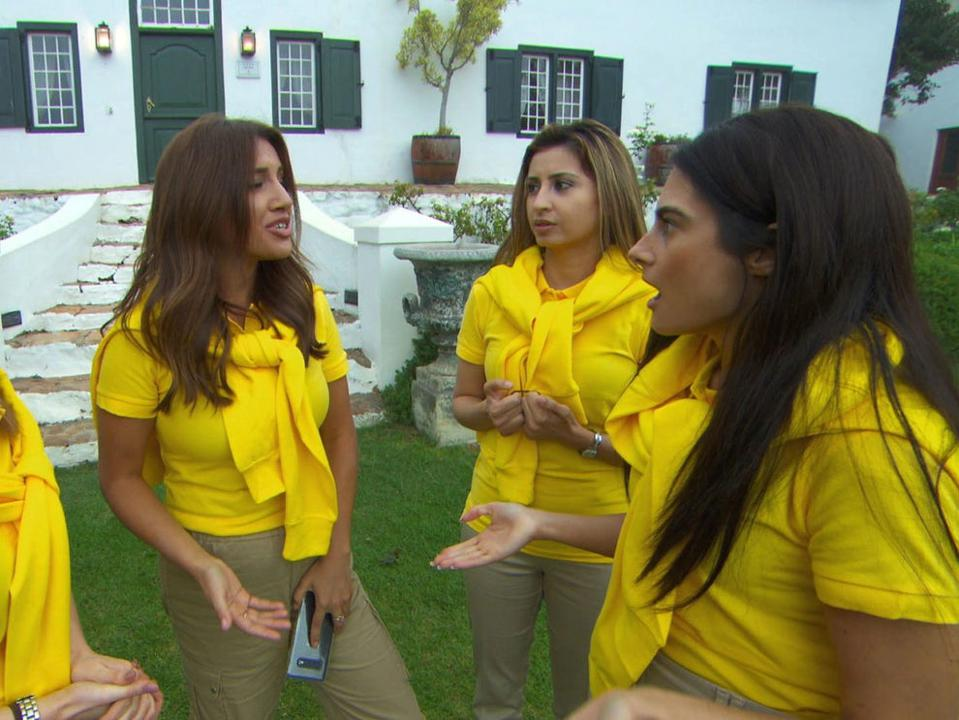 The Apprentice Ladies Live from Cape Town