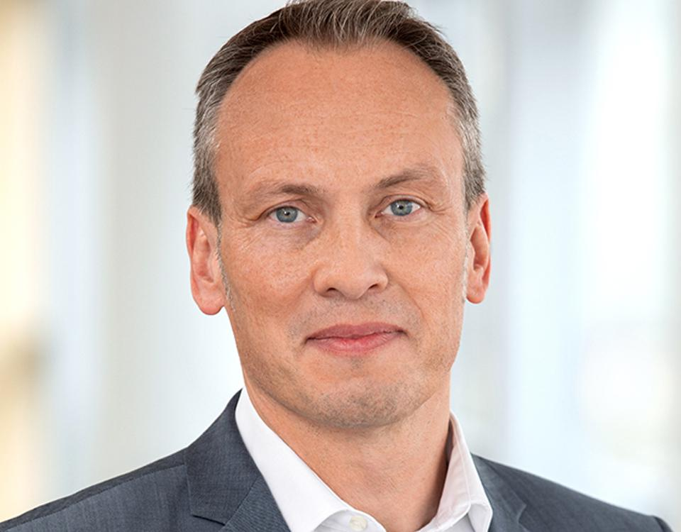 Juergen Lindner, Oracle senior vice president of cloud applications marketing.