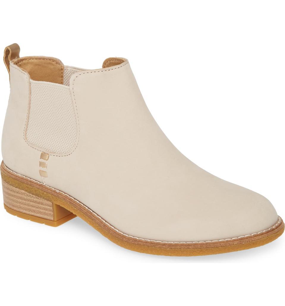 cream-colored boots