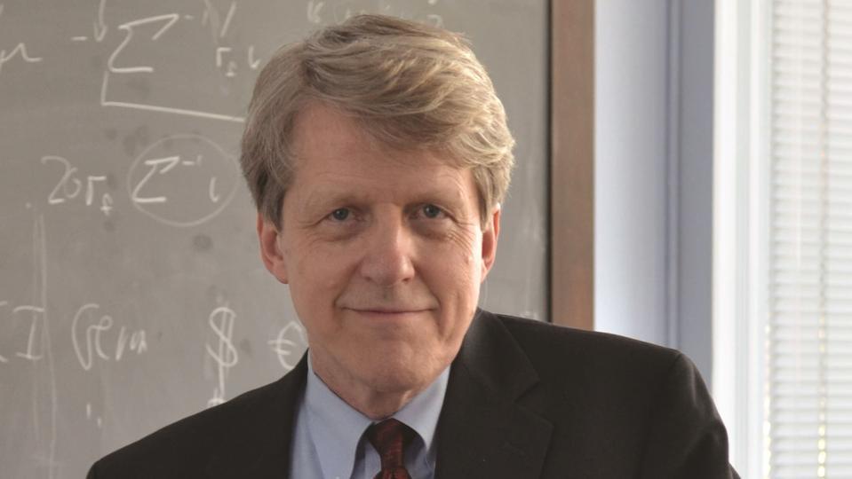 Robert Shiller, author, Narrative Economics