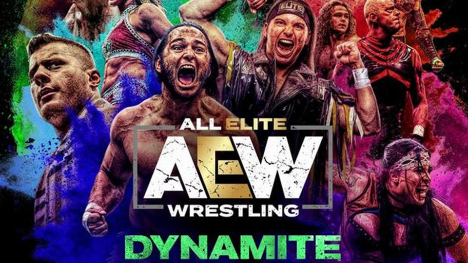 AEW Dynamite WWE Wednesday Night War NXT