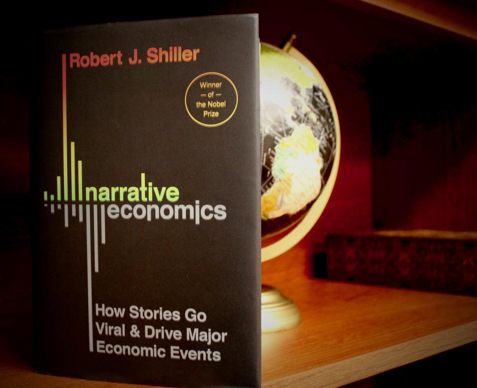Nobel Prize-winning economist, Robert Shiller, reveals how stories go viral