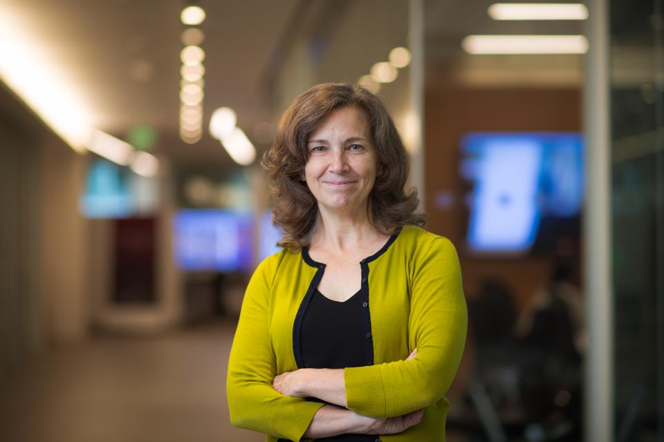 IMAGE OF Dr. Lisa AminI, the Director of IBM Research Cambridge,