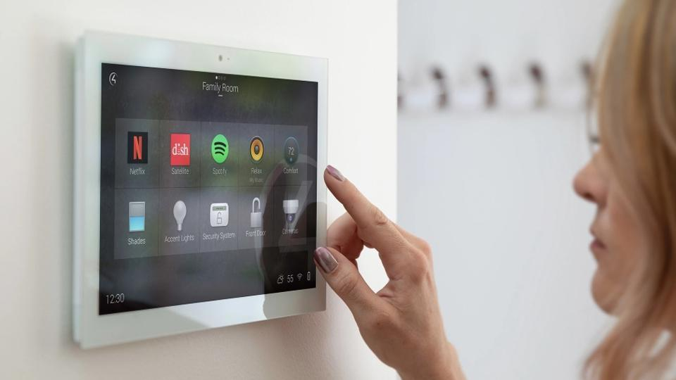 Control4 Living In An Automated Bespoke Smart Home