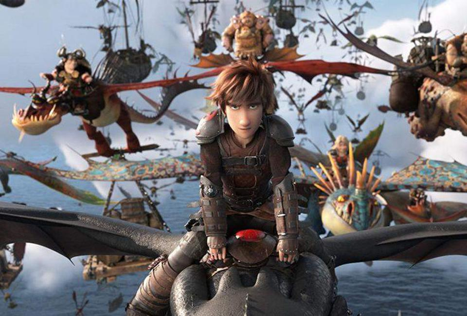 'How to Train Your Dragon: The Hidden World'