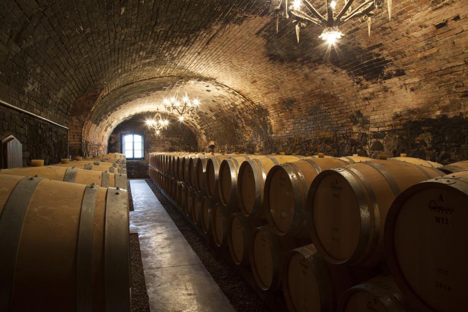 VistaJet's Global Wine Tour