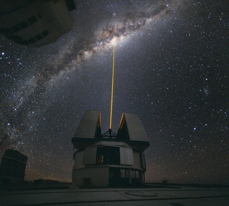 The Atacama Desert boasts the trifecta of ideal stargazing conditions.