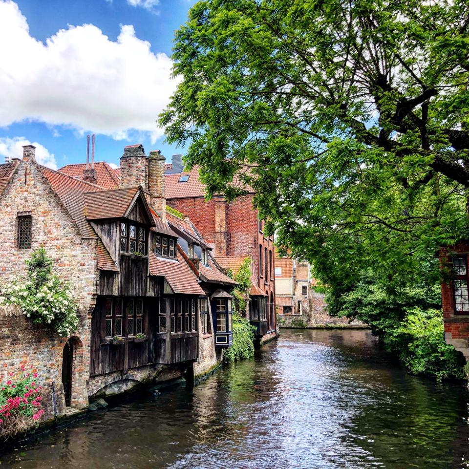 Bruges (My Choice) Named One Of 50 Most Beautiful Cities By Travel Experts