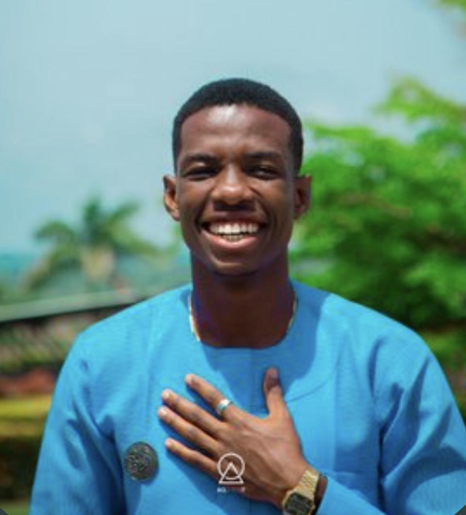 Nigerian software engineer Toni Astro.