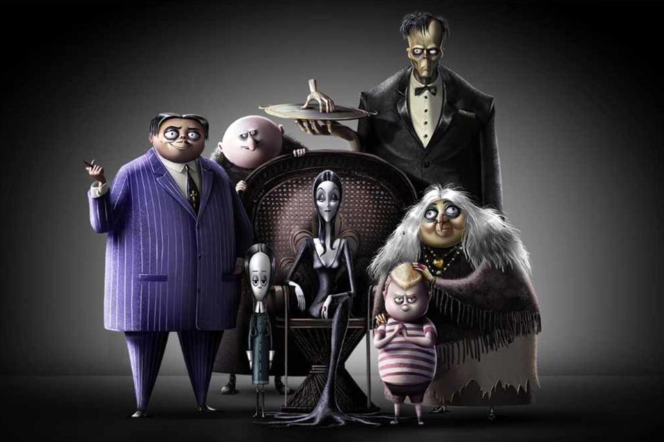 The Addams Family. Image courtesy of MGM.