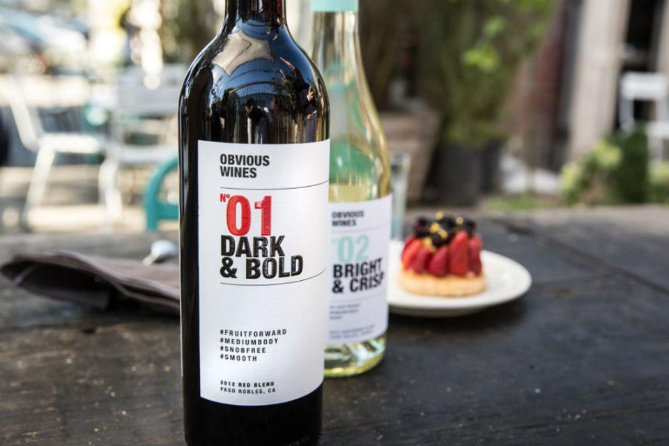 Obvious Wines Dark & Bold