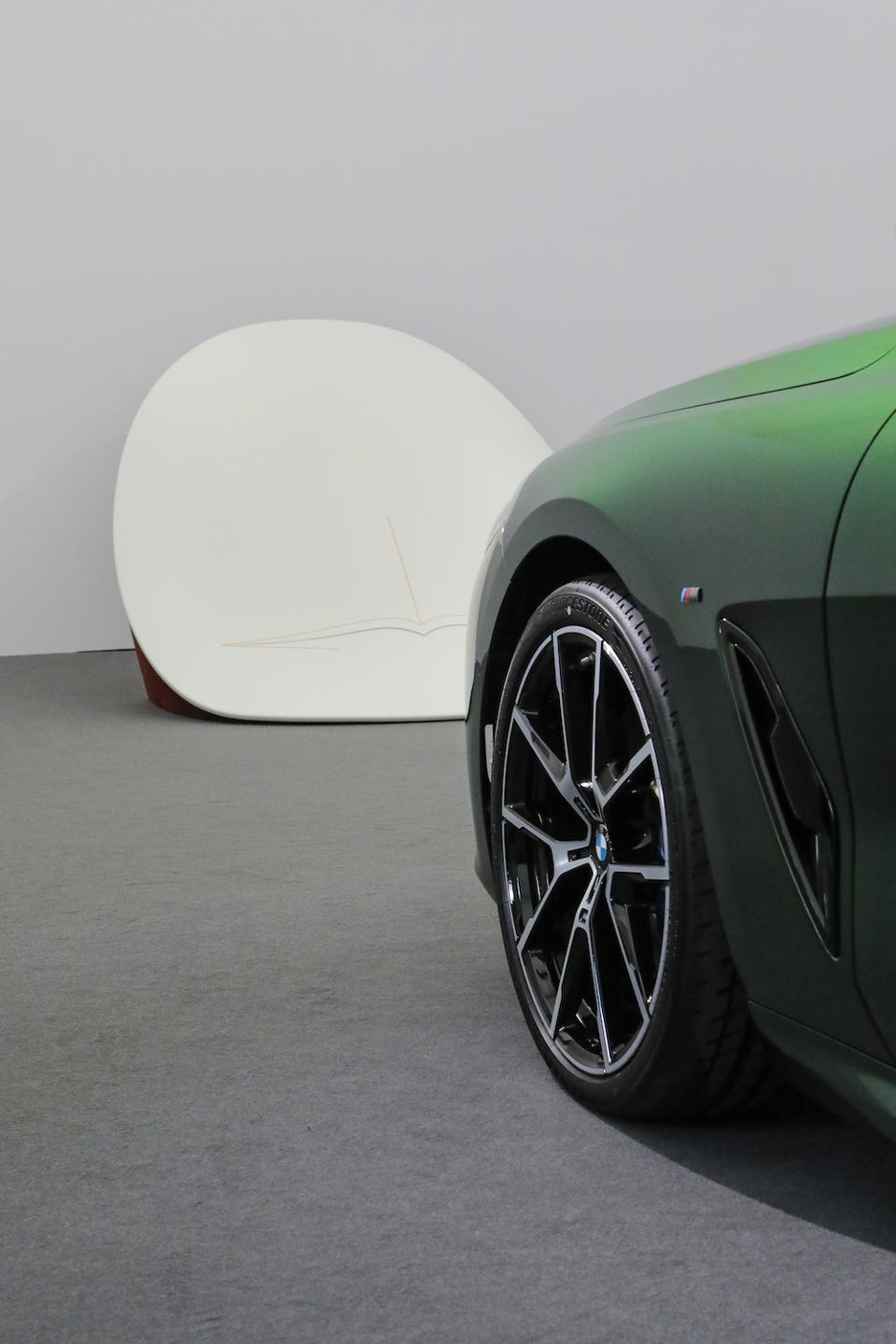 Silvano Ballone for BMW Open Work by Frieze