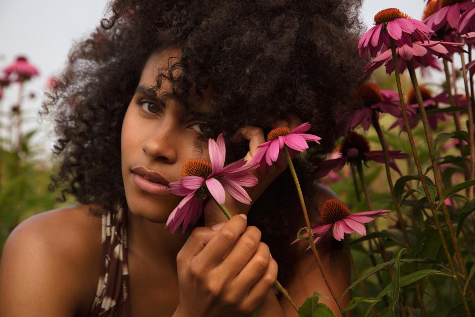 Celebrity Beauty: Zazie Beetz, brand activist with True Botanicals