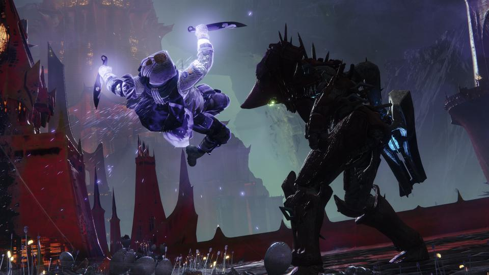 The Only Three Bad Things About Destiny 2 Shadowkeep