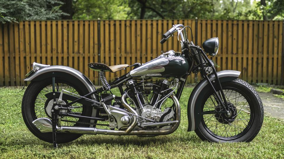 Barber Vintage Festival 2020.1940 Crocker Is Expected To Sell For 500 000 At The Barber