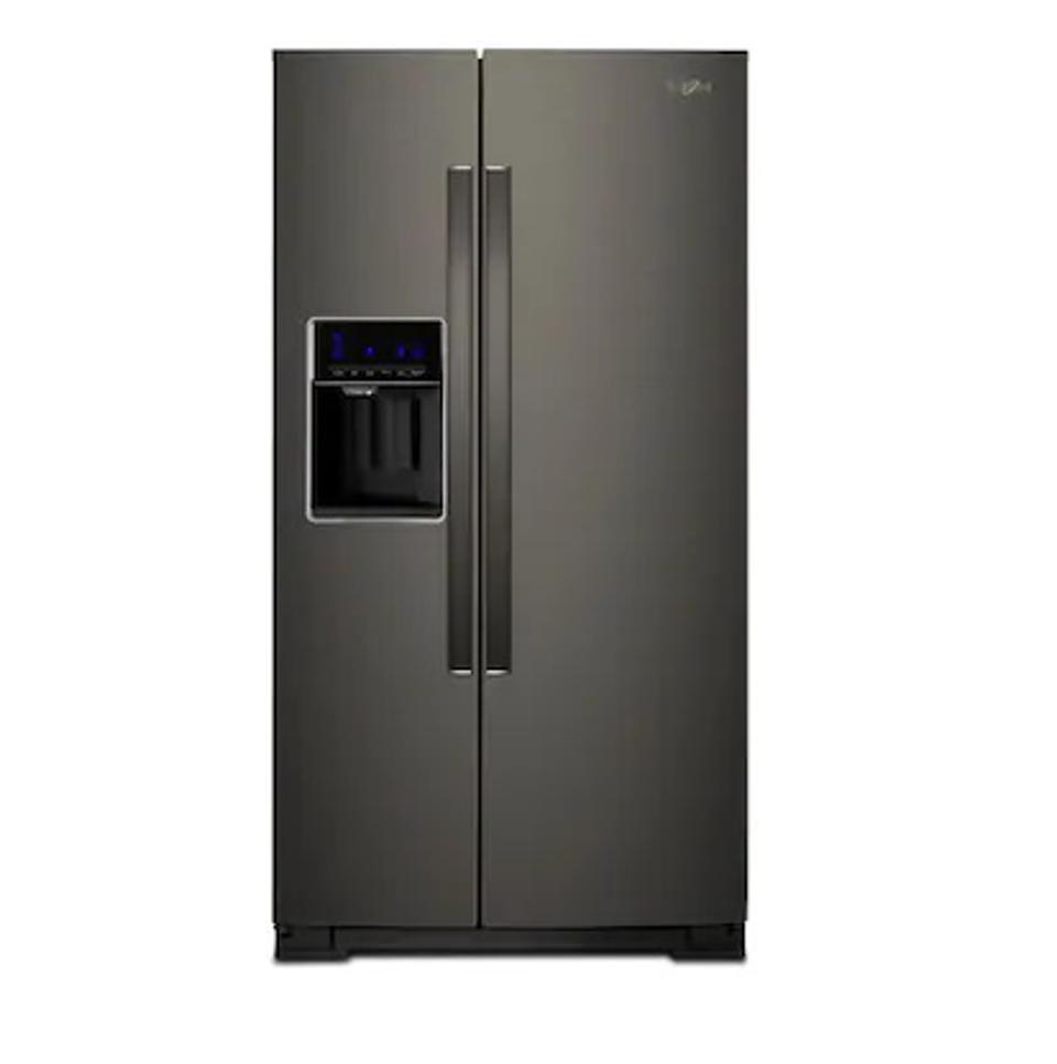 Whirlpool 28.4-cu ft Side-by-Side Refrigerator