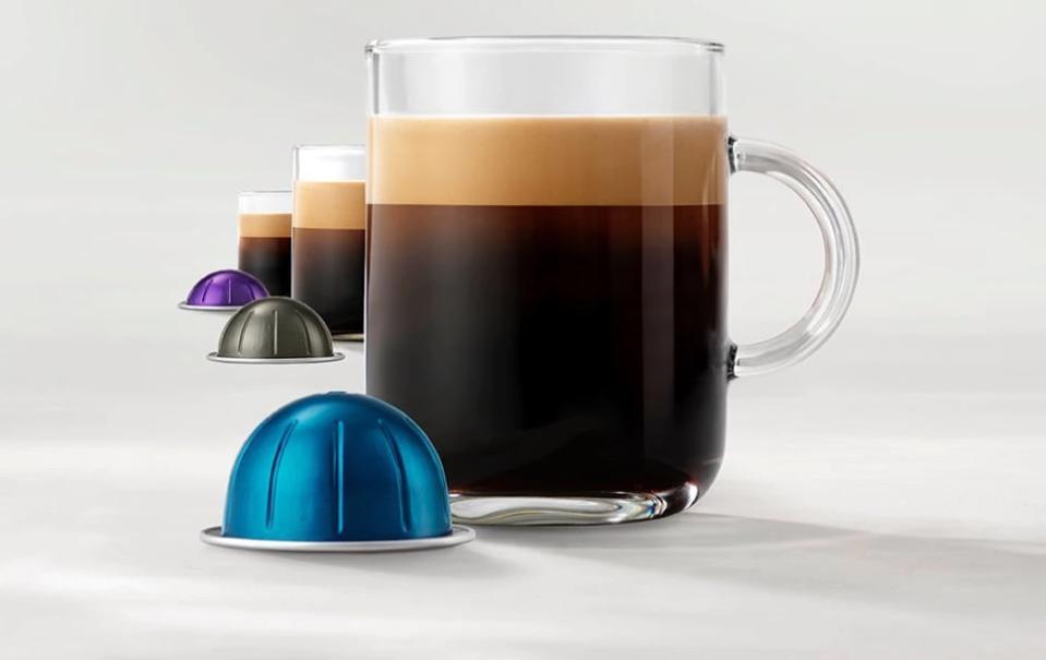 Coffee Pod Review: Nespresso Original vs. Nespresso Vertuo