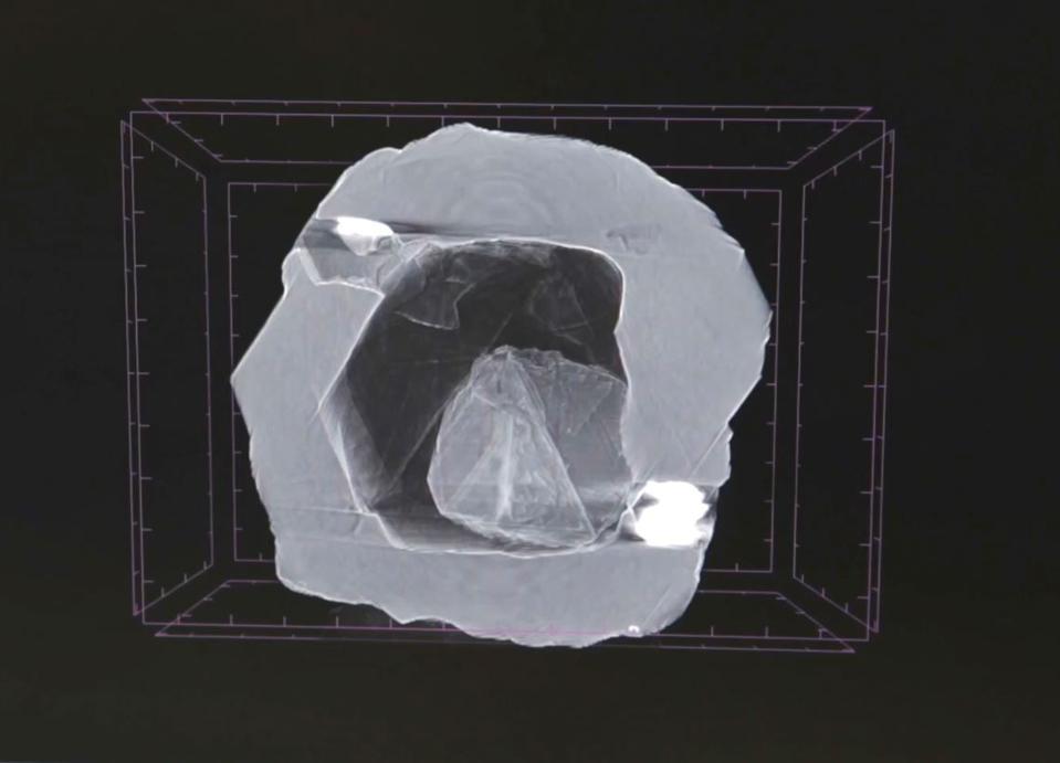 alrosa x-ray diamond