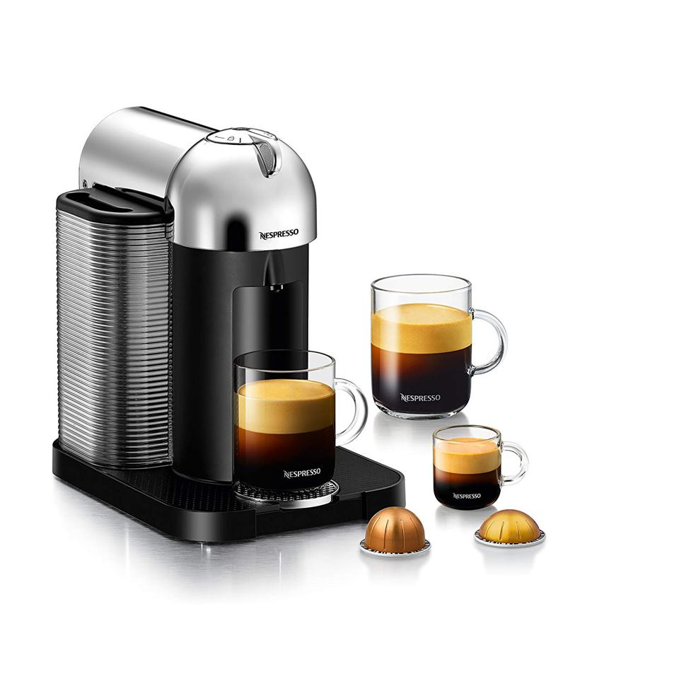 Coffee Pod Review Nespresso Original Vs Nespresso Vertuo