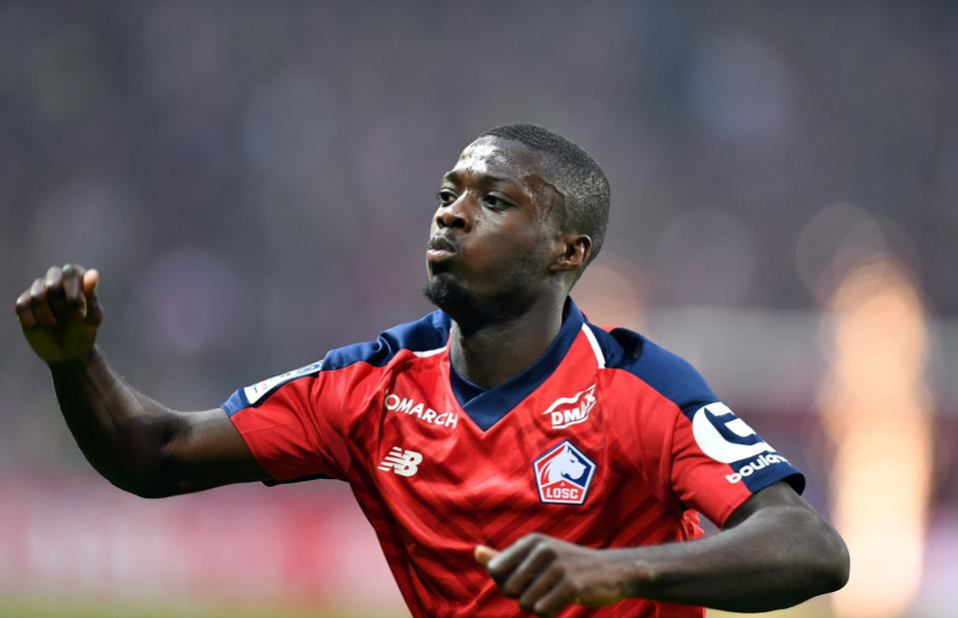 Ligue1-Lille-Angers FBL-FRA-