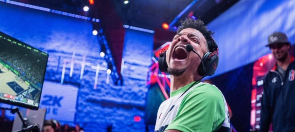 NBA 2K League Star 'Bear Da Beast' Talks Globalization, Fan Connection And League Growth