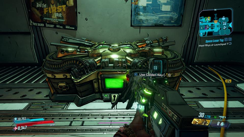 Here's A New 'Borderlands 3' SHiFT Code For A Golden Key And Loot, Use It Quick