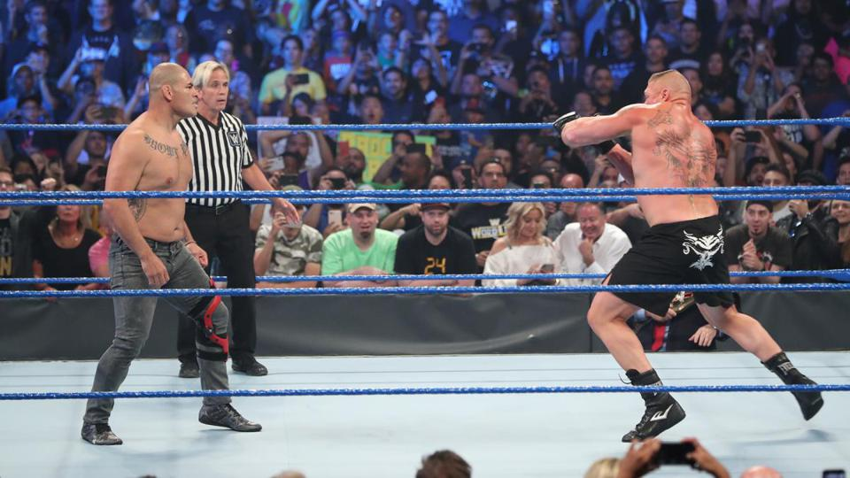 WWE SmackDown Results: Brock Lesnar Destroys Kofi Kingston, Cements Himself As The Face Of The Blue Brand